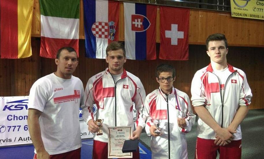 Grand Prix Chomutov vom 30.05.2015