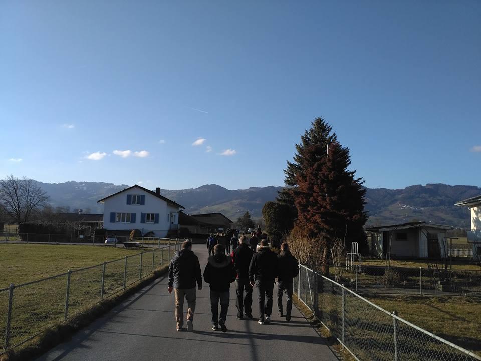 Freundeskreis besucht die Firma Fairtec