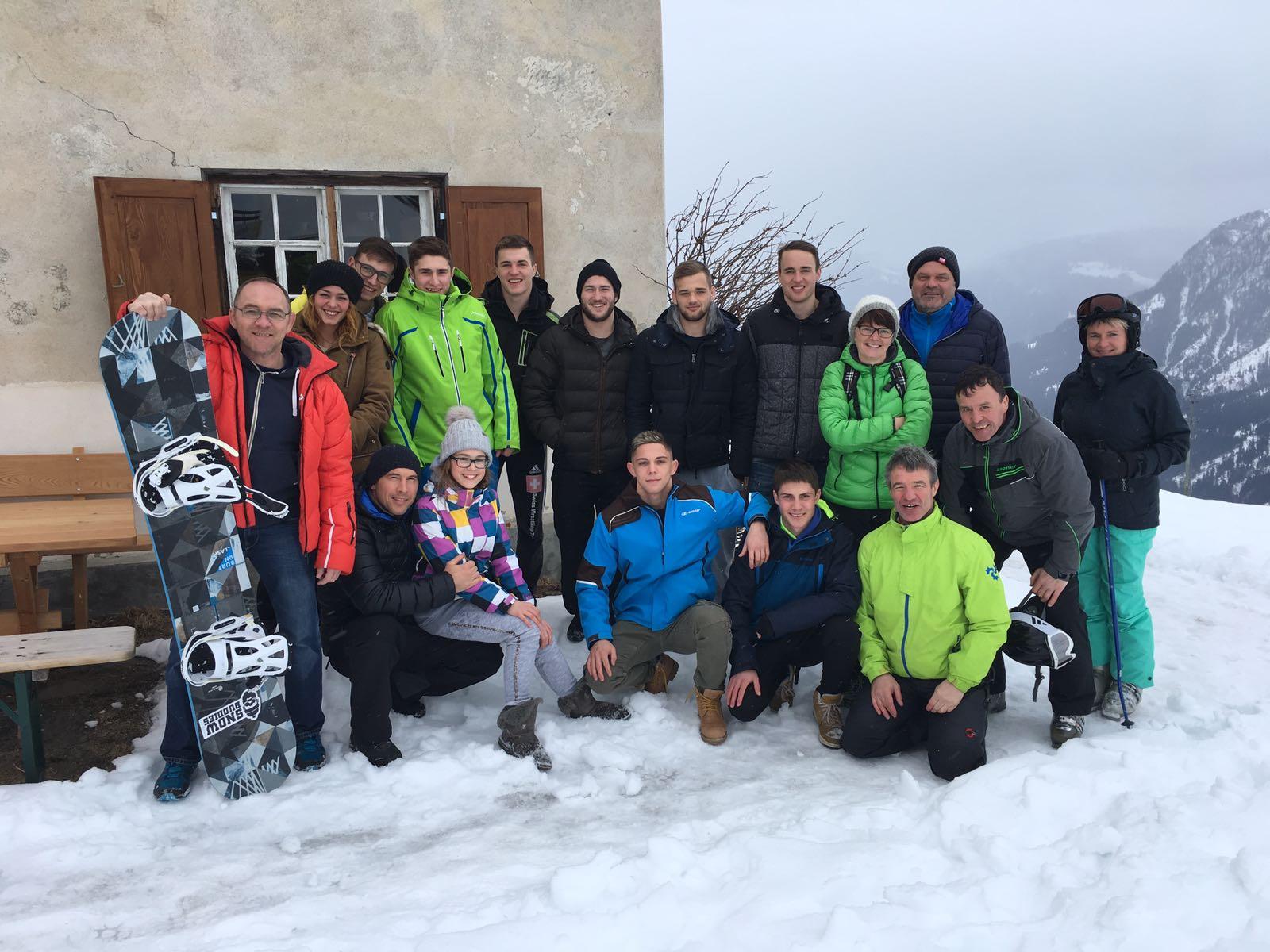 RSK Skiweekend