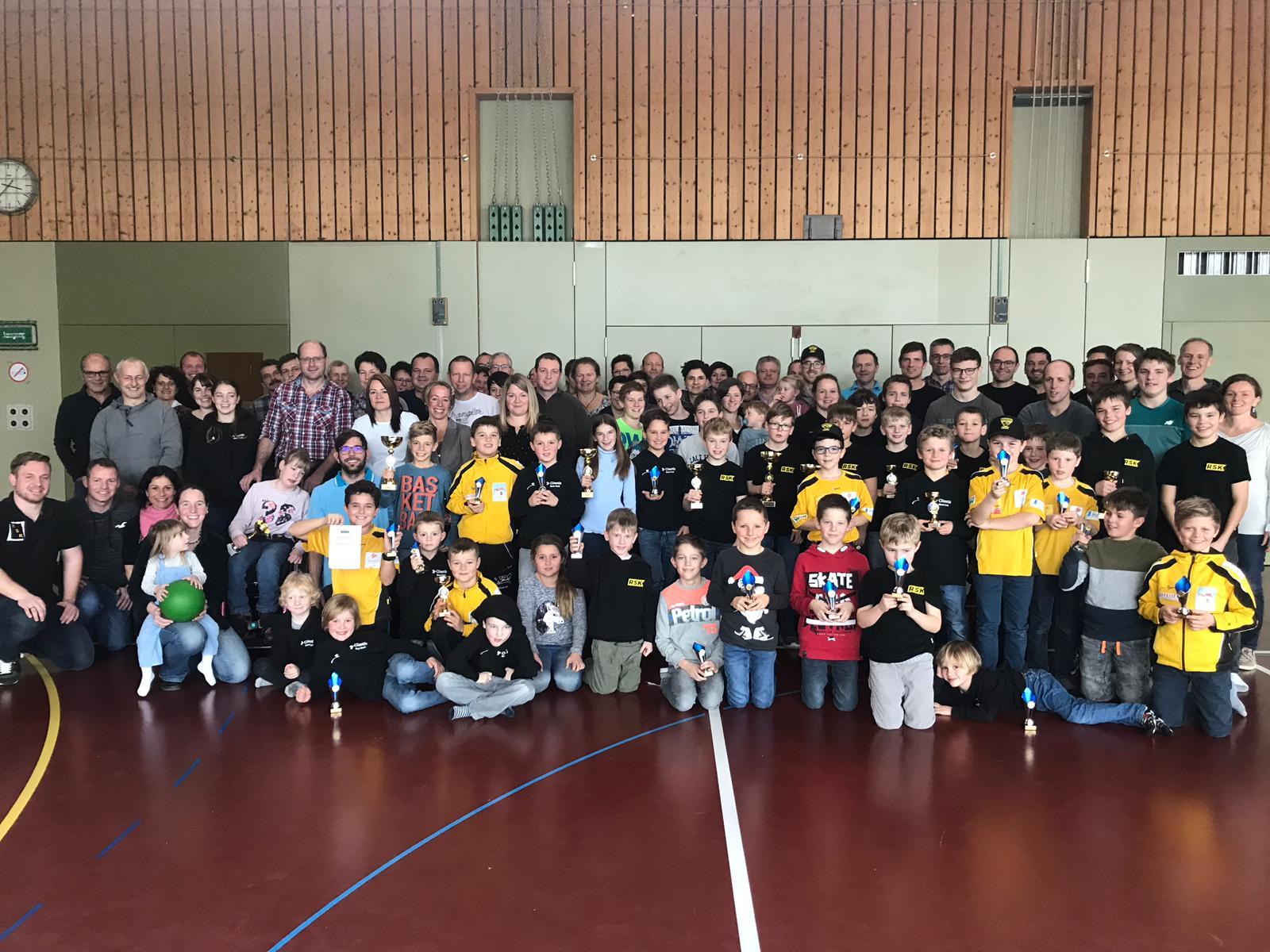 Jahresversammlung des RSK Nachwuchs