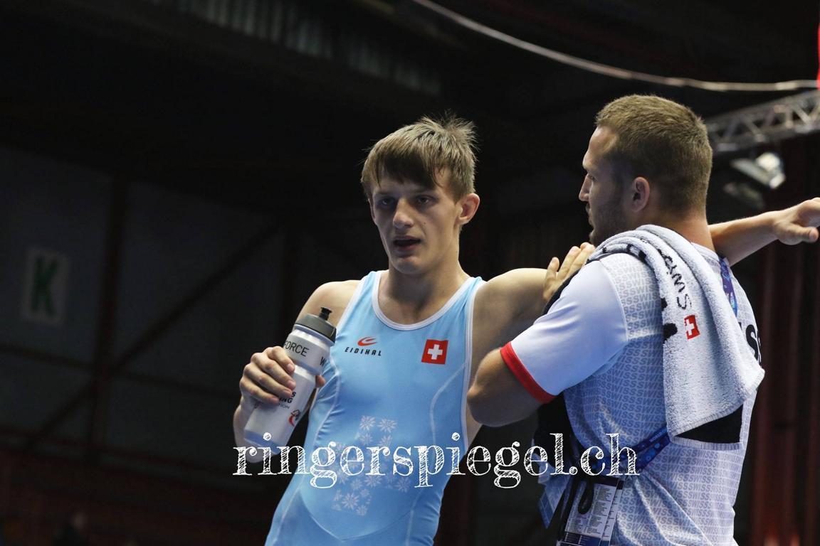 Kadetten WM in Zagreb (CRO)
