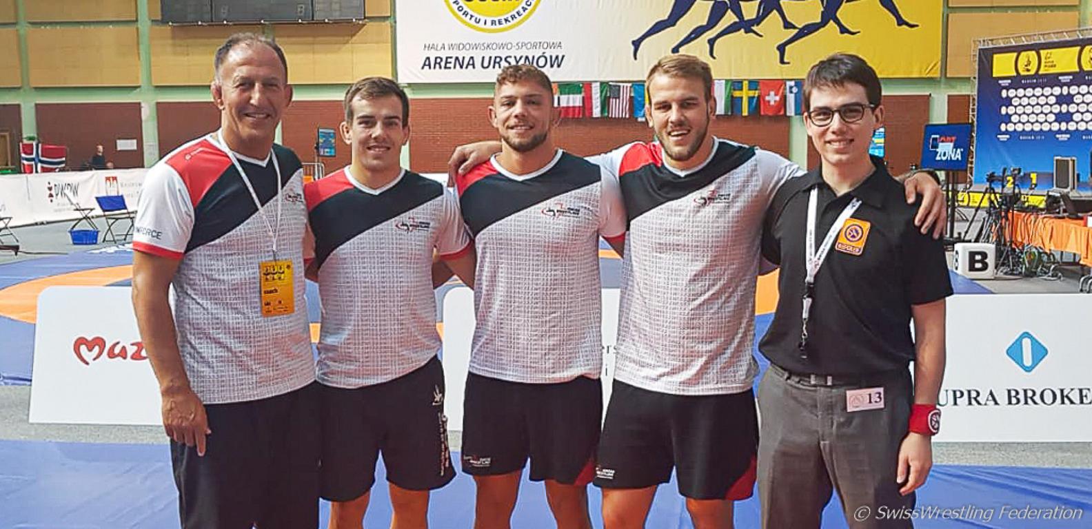Int. Turnier in Warschau (POL)