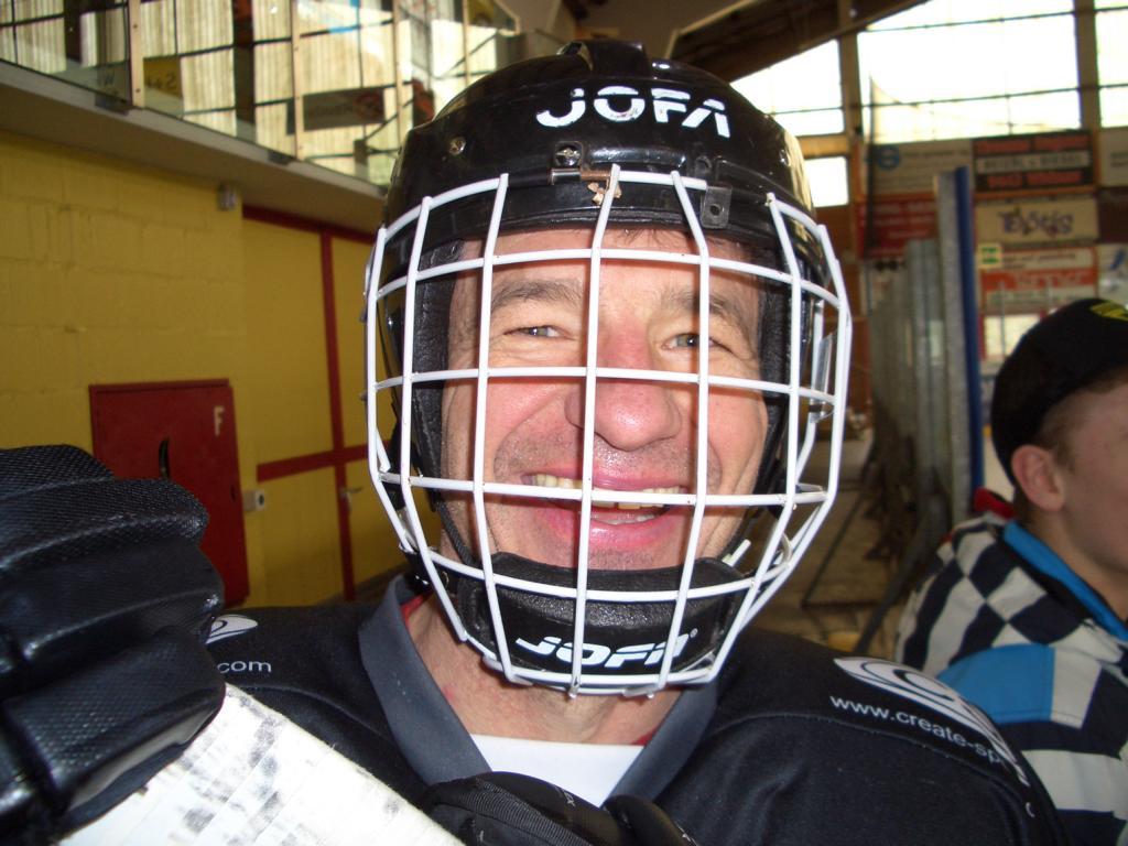 Gelungener Hockey Match