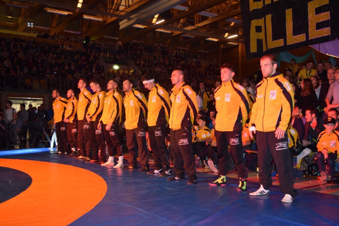 RSK Arena in Widnau ist bereit