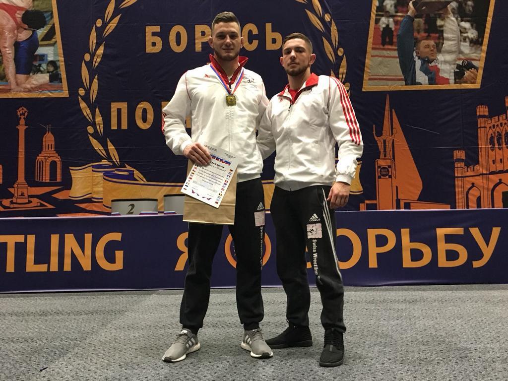 5. Rang für Marc Dietsche am U23 Turnier in Kaliningrad (RUS)