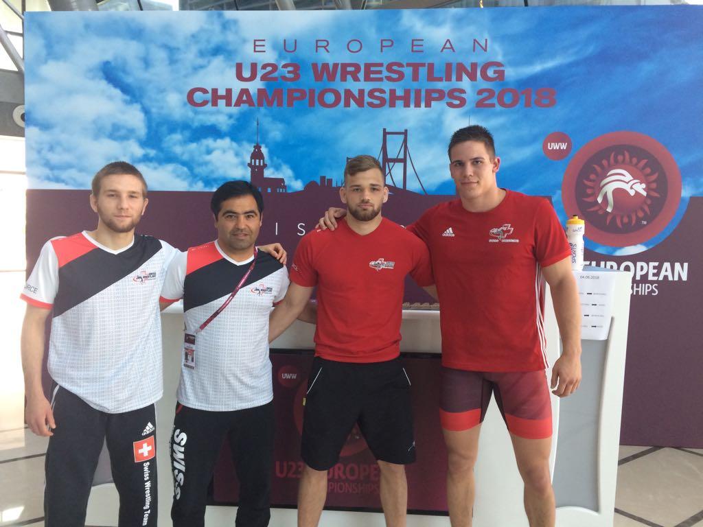 U23 Europameisterschaft in Istanbul (TUR)
