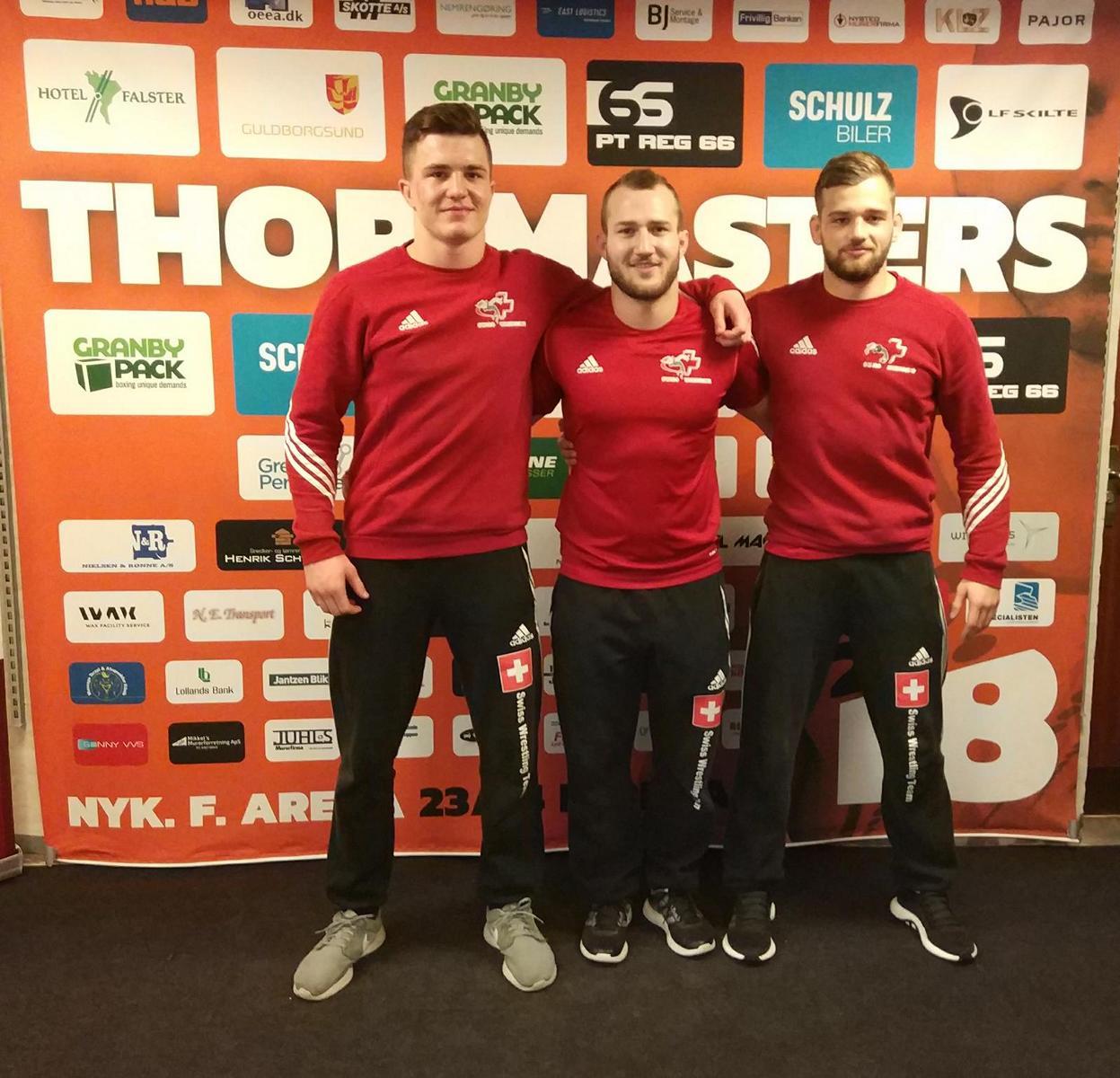 Thor Masters 2018 Dänemark