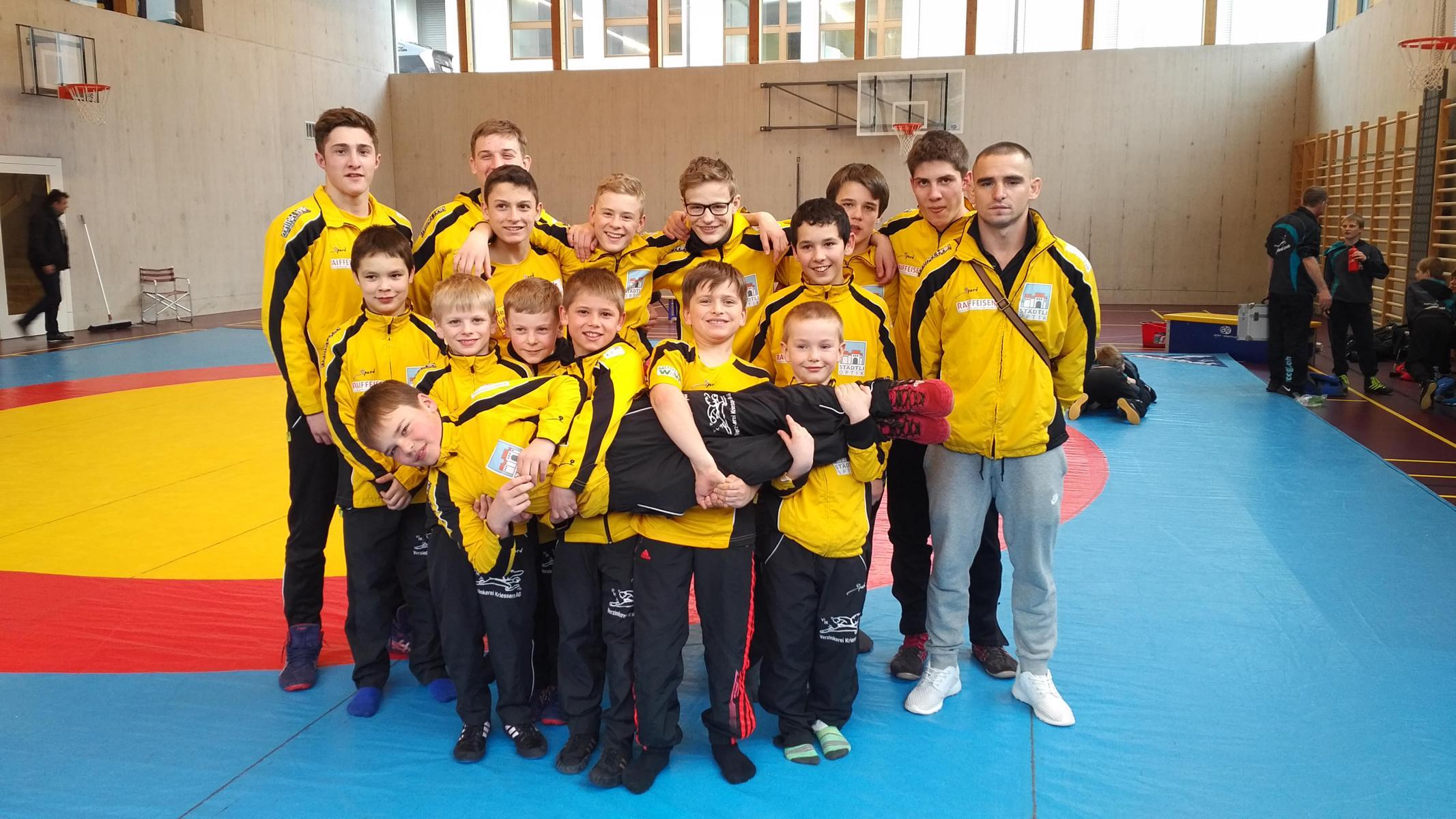 Guter Start in ORV-Jugend-Mannschaftsmeisterschaft