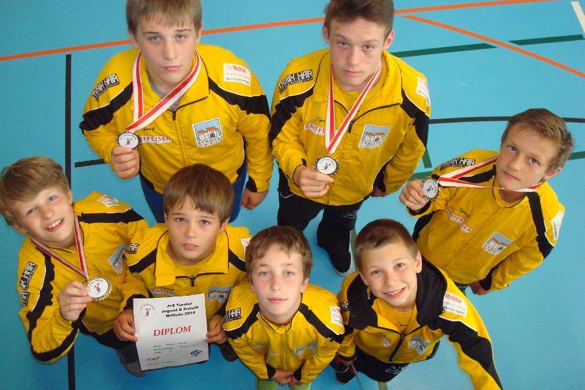 J+S Turnier Willisau 2014