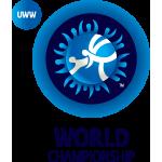Damian Dietsche an der WM in Taschkent